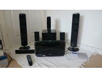 Samsung HT-X725 DVD Surround Sound and Wireless SWA-4000 Module