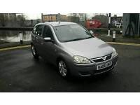 Vauxhall corsa 1.3cdti low milage