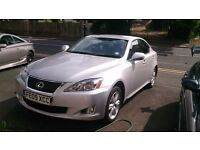 Lexus IS 220D Saloon - Full Lexus Dealer Service History