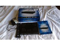 evoxfinity satellite receiver