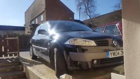 Renault magane 04 reg