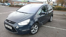 Ford S-Max 2.0 TDCi Titanium - 2010 (60reg) - Superb family car