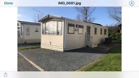 Stunning 3 bedroom static caravan Ribby Hall Village