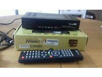 New Freesat/ Freeview recordable Box