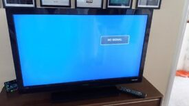 "39"" Technika LCD TV 1080 with Freeview - perfect condition"