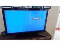 """39"""" Technika LCD TV 1080 with Freeview - perfect condition"""
