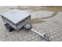 Erde 4x3 ft trailer