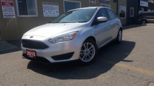 2015 Ford Focus SE-YES ONLY 5720KM-LOADED-LOCAL
