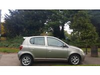 TOYOTA YARIS, 05 REG, 95K MILES, LONG MOT, 5 DOOR, HPI CLEAR, DELIVERY AVAILABLE
