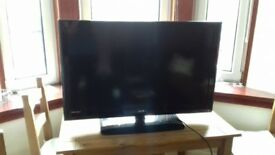 "40"" LCD TV- Broken screen"