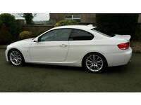 BMW 335D MSPORT COUPE