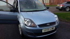 FIESTA AUTOMATIC AMAZING CAR 05 PLATE - LOW MILES 37K - DRIVES FAB - TAKE A LOOK !!