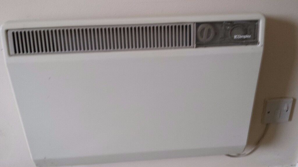 Two Dimplex heaters for sale