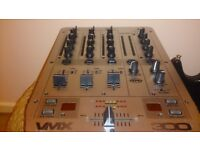 DJ MIXER BEHRINGER VMX300 3 CHANNEL PROFESSIONAL WITH BEAT COUNTER BPM, KILL SWITCHES, 3 BAND EQ.