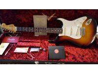 Fender Custom Shop NOS Postmodern Stratocaster 3-Tone Sunburst