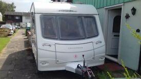 caravan coachman pastiche
