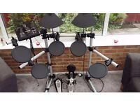 Yamaha DTX 500 Drum Kit