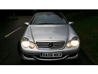 MERCEDES BENZ c220 DIESEL AUTOMATIC, PANAROMIC ROOF