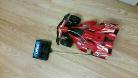kids sport car with remote