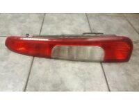 2004 FORD C-MAX C MAX TAIL STOP LIGHT DRIVER OFF SIDE REAR