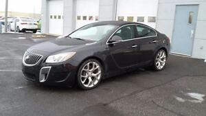2012 Buick Regal GS - MANUELLE - GPS / NAVIGATION + CUIR!!