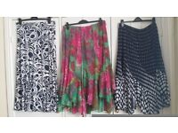 Ladies skirts sizes 20/22 Only £3 each !