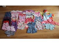 Baby girls clothes size 3-6 mths