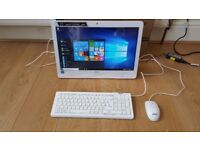 "Acer Aspire Z1-611 Intel Celeron J1900 4GB 1TB DVDRW 19.5"" Windows 10 All-In-One"