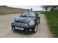 Mini Convertible 1.6 One (Salt) 2dr * Full Leather * Service Pack