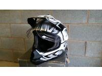 Motorbike motocycle helmet