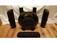 KEF KHT 5005.2 Speakers Surround sound system