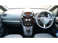 Vauxhall Zafira 1.8 (runs both on petrol and gas) excellent economy, cheap to run, well maintained
