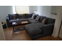Brand New Majestic Sofology Right Hand Sofa Set £ Snuggler Chair