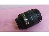 Nikon AFS Nikkor 18-70mm 3.5-4.5 ED DX lens
