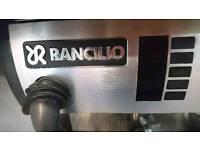 Rancillo coffee machine