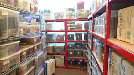 Jewellery Stock For sale RRP £2,949,000 Full Stock List with Shelves and Boxes