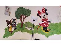 Paint Walls / Room Children
