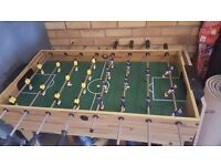 Football table 20 in 1 multi games table