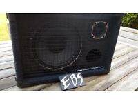 EBS Neoline 110 Bass Guitar Cab Cabinet x 2