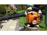 Stihl S H 86 leaf blower in excellent condition