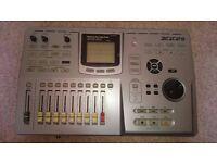 Zoom MRS802 Multi-track recording studio with CD burner