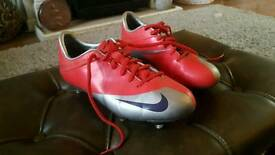 Nike football boots size 5.5