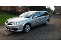 2008 VAUXHALL VECTRA 1.8 LIFE ESTATE - LOVELY EXAMPLE - EXCELLENT SERVICE HISTORY (8 STAMPS)
