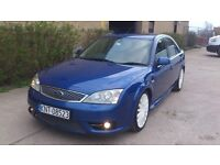 Ford mondeo 2.2 ST 2006 LHD no left hand drive polish plate