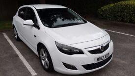 2012 Vauxhall astra 1.7 CDTI SRi ECOFLEX /57.000 miles/