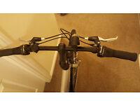 B'TWIN Hoprider 300 Women's City Hybrid Bike
