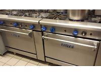Commercial Gas Cooker & Oven