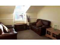 FURNISHED FLAT TO LET - AVAILABLE IMMEDIATELY - HEADLAND HARTLEPOOL