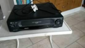 LG Model W204I VHS Video plus