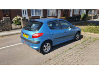 Peugeot 206 * Good Looking - OUT of MOT